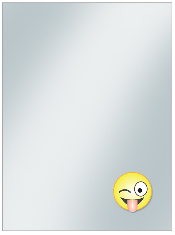 Card Sleeve Covers: EMOJI SILLY