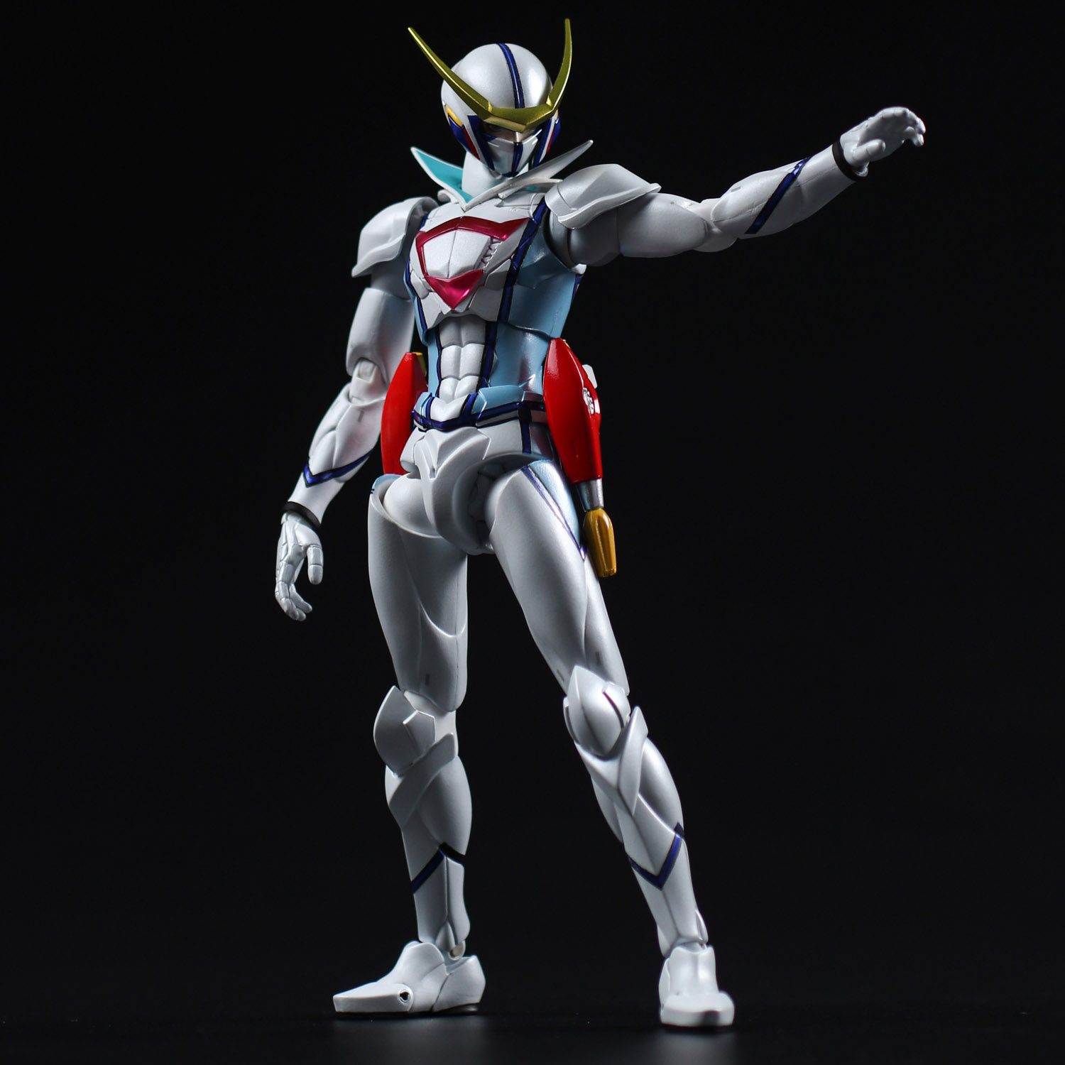 "Casshan Fighter Gear Ver. ""Infini-T Force"" (SEN-TI-NEL Tatsunoko Heroes Fighting Gear)"