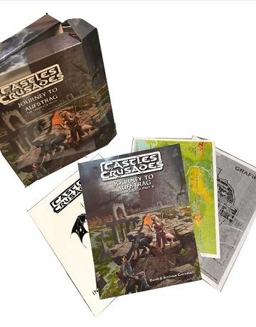 Castles and Crusades: Journey to Aufstrag Box Set