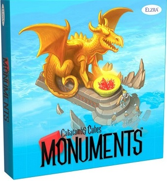 Catacombs Cubes Monuments