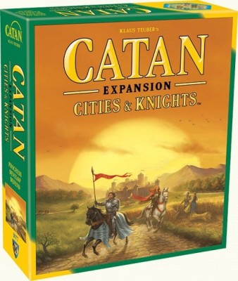 Catan (5th Edition): Expansion Cities & Knights