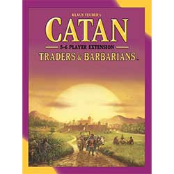 Catan (5th Edition): Expansion Traders & Barbarians 5-6