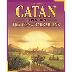 Catan (5th Edition): Expansion Traders & Barbarians