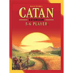 Catan (5th Edition): Extension 5-6 Player