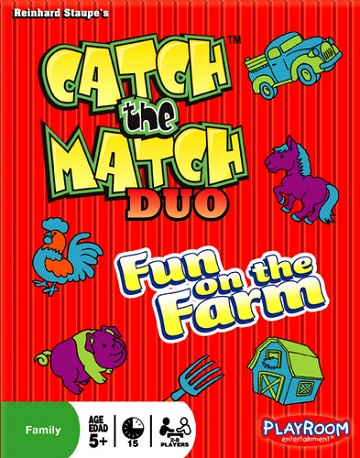 Catch the Match Duo: Fun On The Farm
