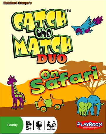 Catch the Match Duo: On Safari