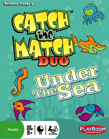 Catch the Match Duo: Under The Sea