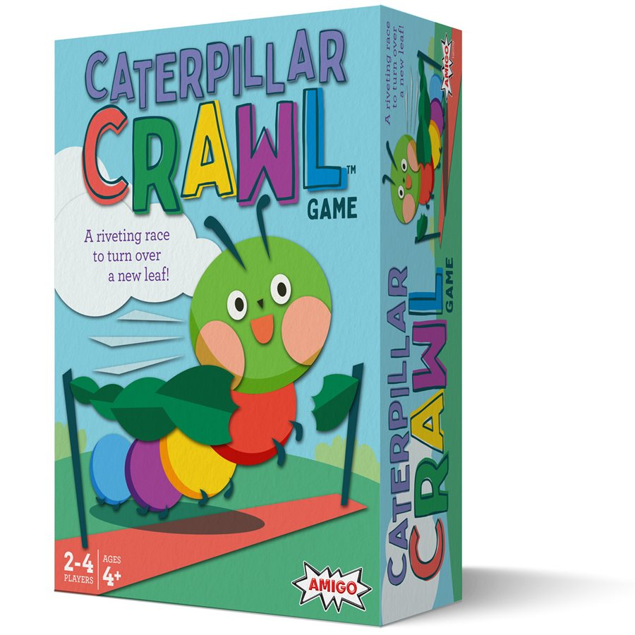 Caterpillar Crawl [DAMAGED]