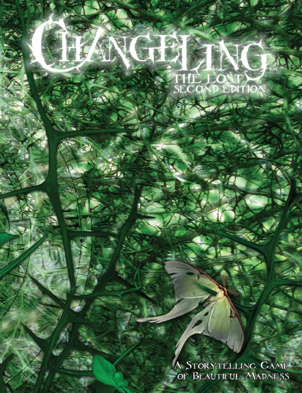 Changeling the Lost Second Edition [Damaged]