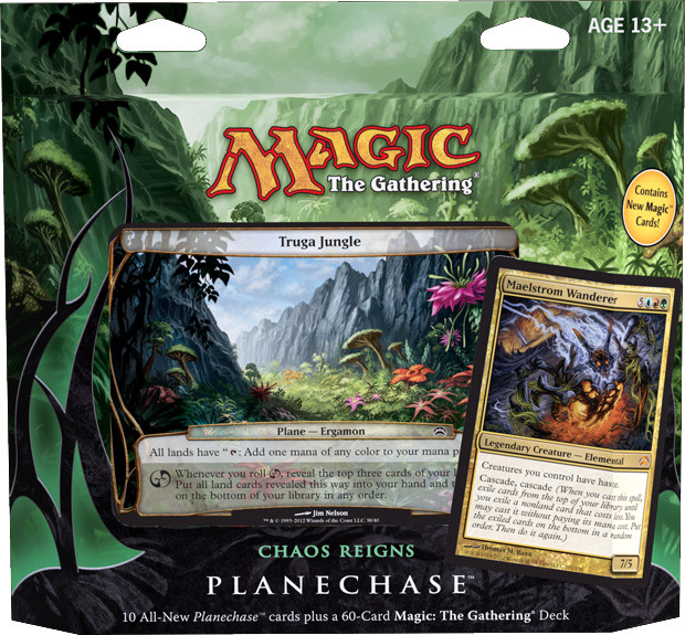 Magic: Planechase: Chaos Reigns