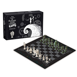 Chess: The Nightmare Before Christmas 25th Anniversary Edition