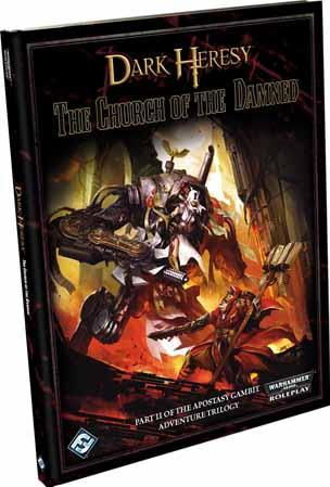 Dark Heresy: Church of the Damned [SALE]