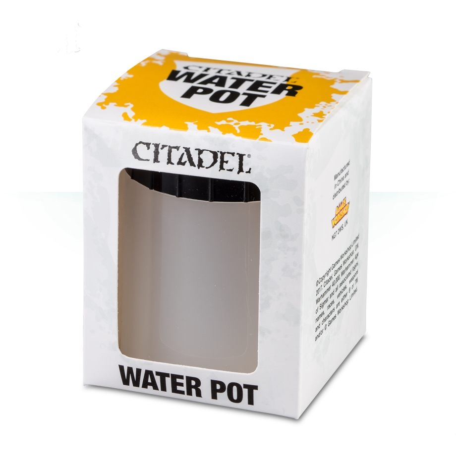 Citadel Tools: Water Pot