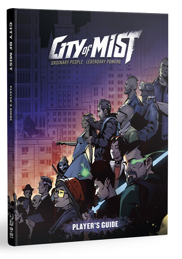 City of Mist RPG: Players Guide