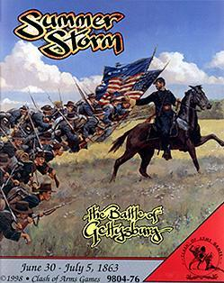 Summer Storm - The Battle of Gettysburg