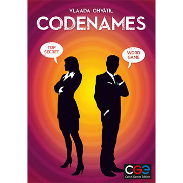 Codenames [DAMAGED]
