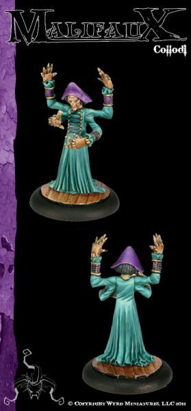 Malifaux: Neverborn: Collodi [SALE]