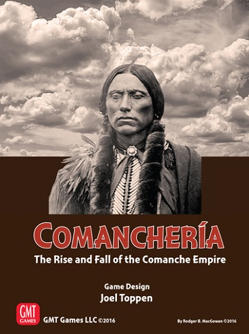 Comanchería – The Rise and Fall of the Comanche Empire