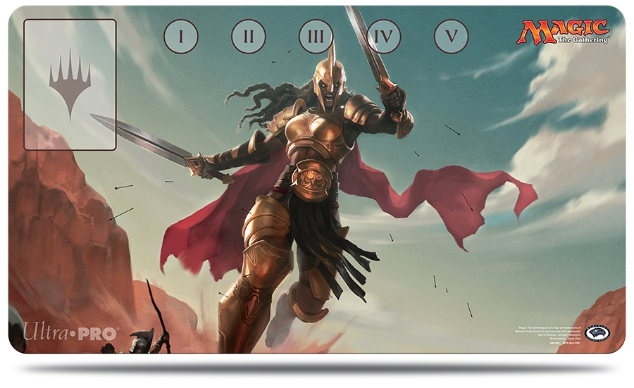 Commander 2015 Play Mat: Kalemne, Disciple of Iroas