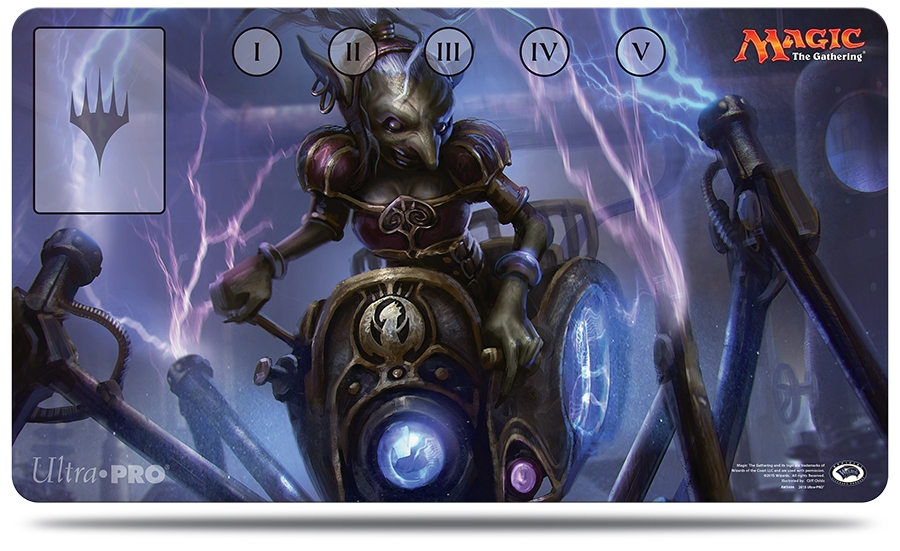 Commander 2015 Play Mat: Mizzix of the Izmagnus