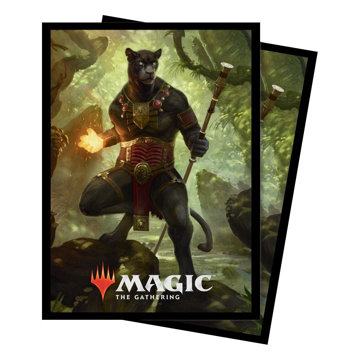 Commander 2018: Deck Protector Sleeves (100ct) v3 - LORD WINDGRACE