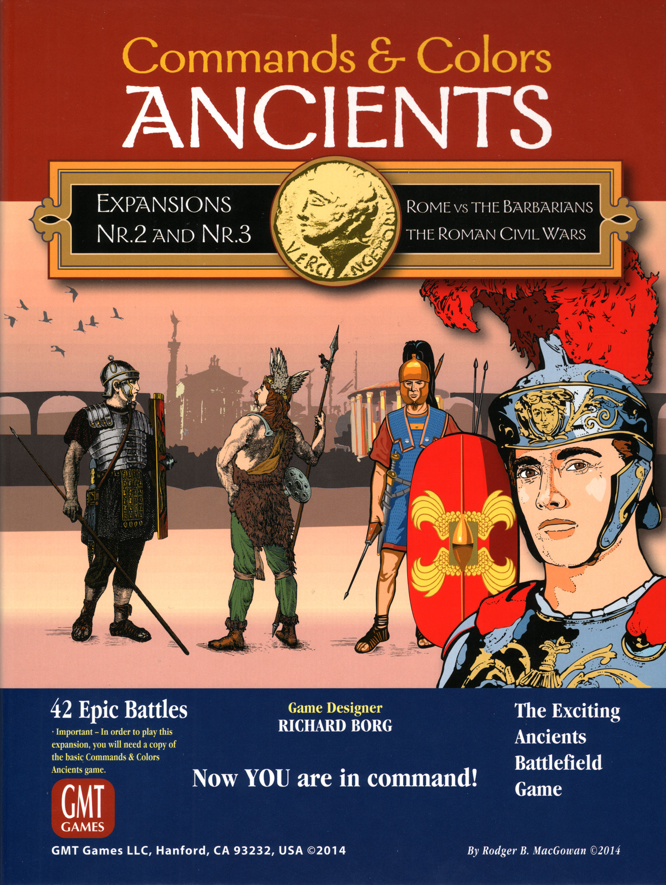 Commands & Colors Ancients: Expansion #2/3