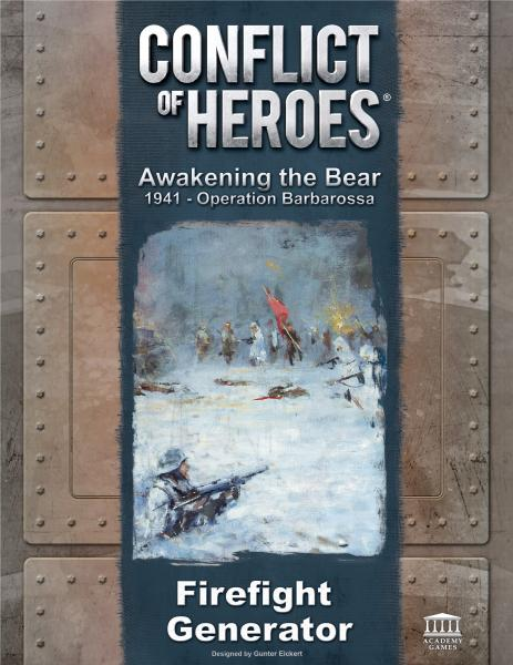 Conflict of Heroes: Awakening the Bear Firefight Generator