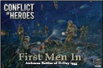 Conflict of Heroes: First Men In (D-Day Airborne Operations)