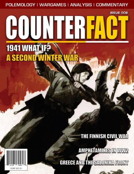 CounterFact Magazine: Issue 8- 1941 What If? A Second Winter War