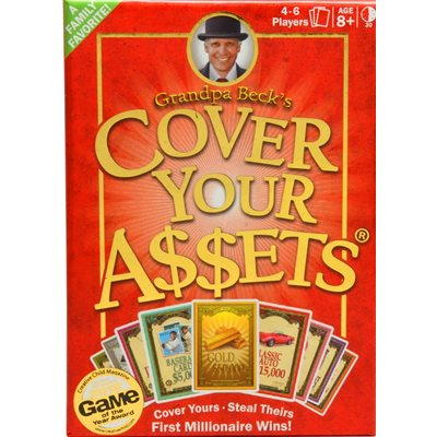 Cover Your Assets [Damaged]