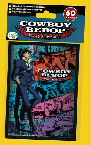 Cowboy Bebop Standard Matte Card Sleeves (60): SPIKE