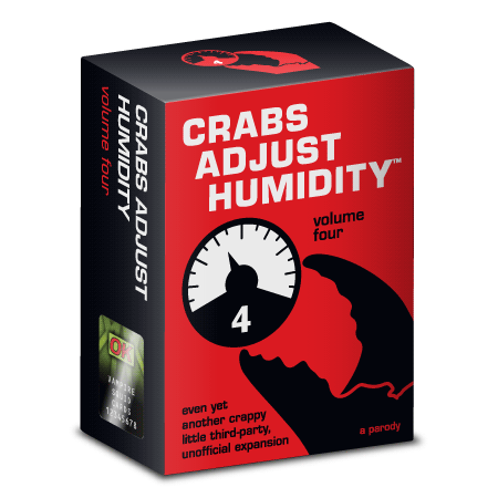 Crabs Adjust Humidity: Volume Four