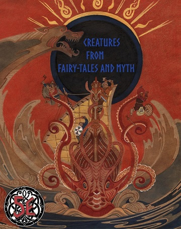 Creatures from Fairy Tales and Myth 5E