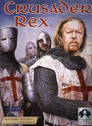Crusader Rex: Game of the 3rd Crusade (2nd Edition)
