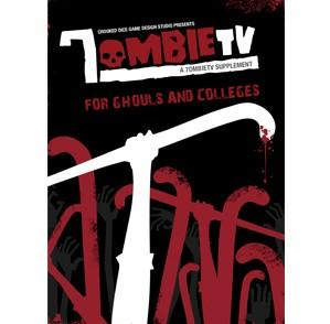 Cult TV: 7ombieTV For Ghouls & Colleges + Cards