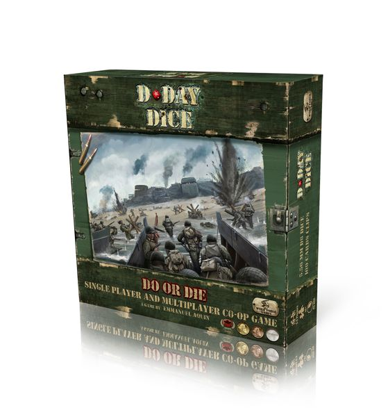 D-Day Dice: Second Edition