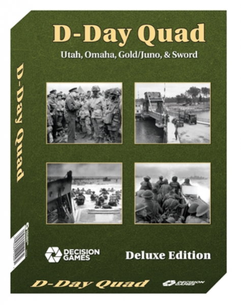 D-Day Quad: Deluxe Edition