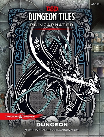 D&D: Dungeon Tiles Reincarnated: The Dungeon