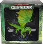 D&D Icons of the Realms: Adult Green Dragon - 96055 [634482960554]