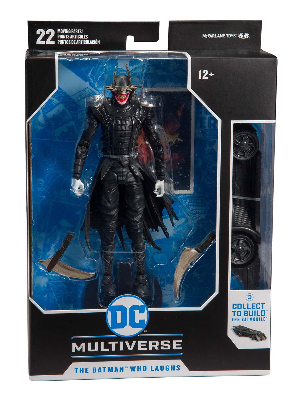 DC Action Figure (Multiverse) - Batman Who Laughs