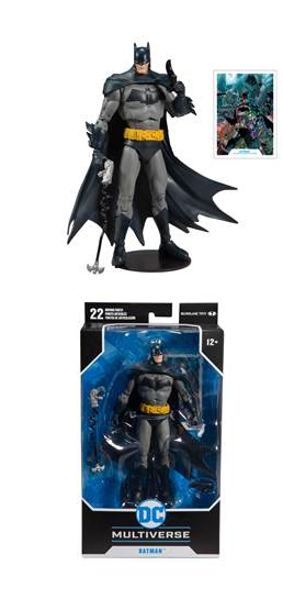 DC Action Figure (Multiverse) - Modern Batman