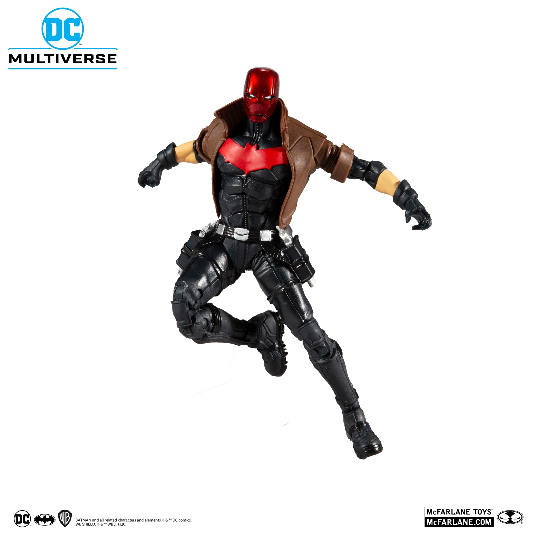 DC Action Figure (Multiverse) - Red Hood