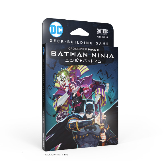 DC Comics Deck-Building Game: Crossover Pack 8- Batman Ninja