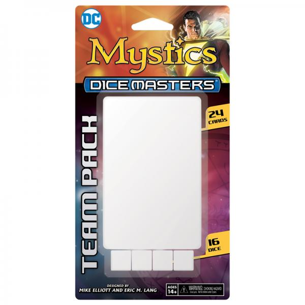 DC Dice Masters: Mystics Team Pack