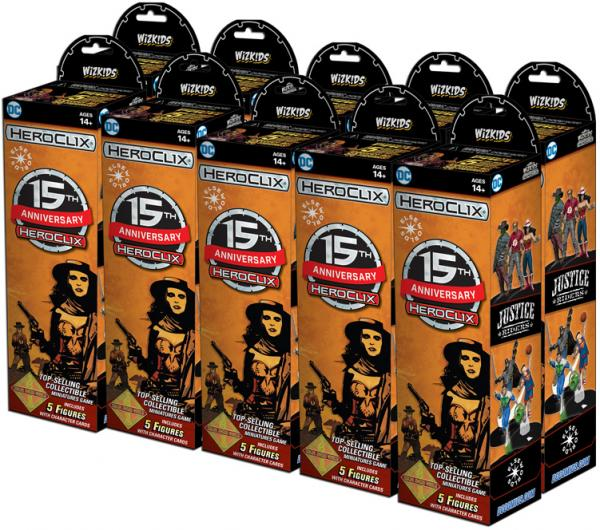 DC HeroClix: 15th Anniversary Elseworlds- Booster Brick
