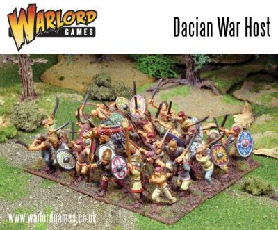 Hail Caesar: Dacian: War Host (30)