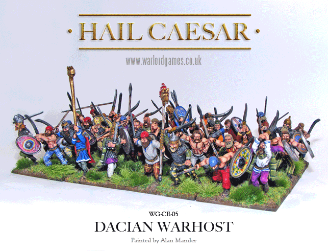 Hail Caesar: Dacian: War Host (40)