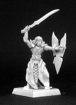 Reaper Warlord: Daereth Elven Royal Guard Sergeant