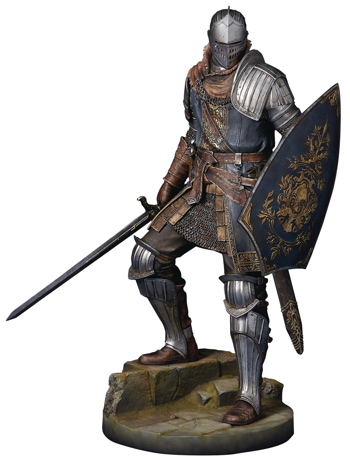 Dark Souls: KNIGHT OF ASTORA, OSCAR (1/6 PVC Figure)