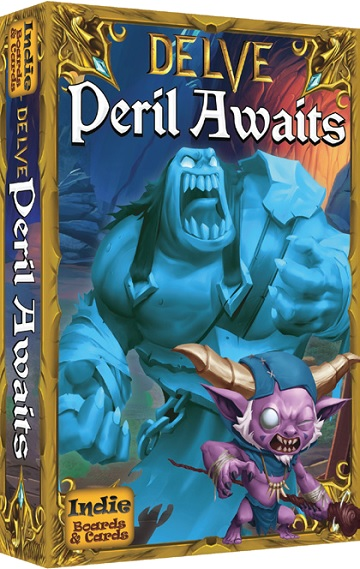 Delve: Peril Awaits Expansion